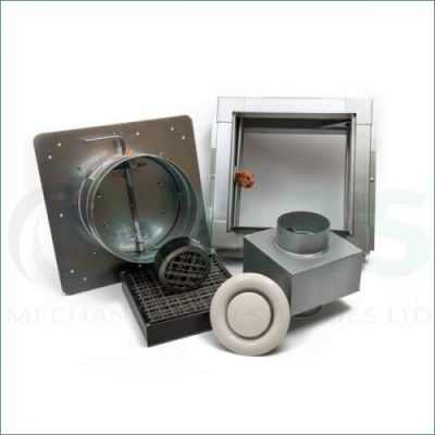 Fire Dampers / Intumescent Products