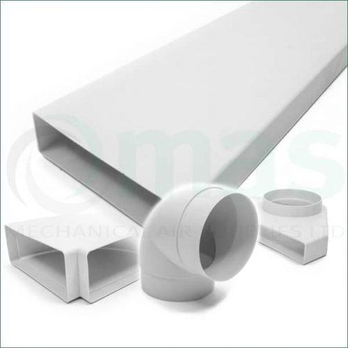 Plastic Ventilation Duct