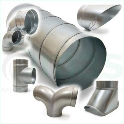 Spiral Ducting & Fittings