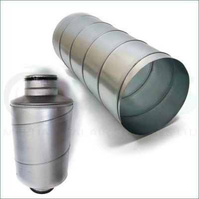 Spiral Duct & Silencers