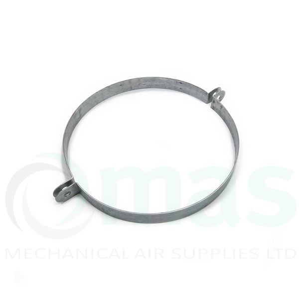 Spilt rings for Circular Spiral Ducting