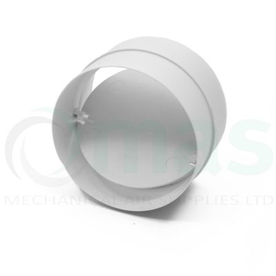Circular-Plastic-Duct-Connector-with-backdraft-shutter-0001