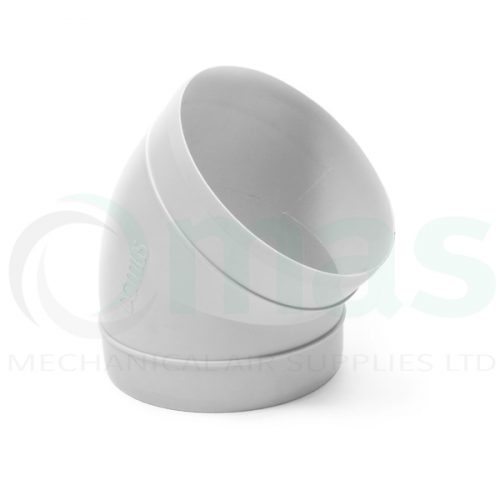 Plastic-Duct-Systems-Circular-45-Degree-Bend-0001