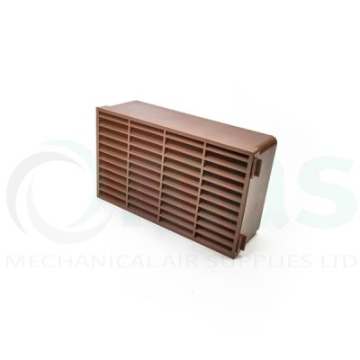 Plastic-Duct-Systems-Double-Air-Brick-Brown-0003