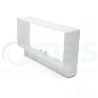 Plastic-Duct-Systems-Megaduct-Double-Air-Brick-Adapter-0001