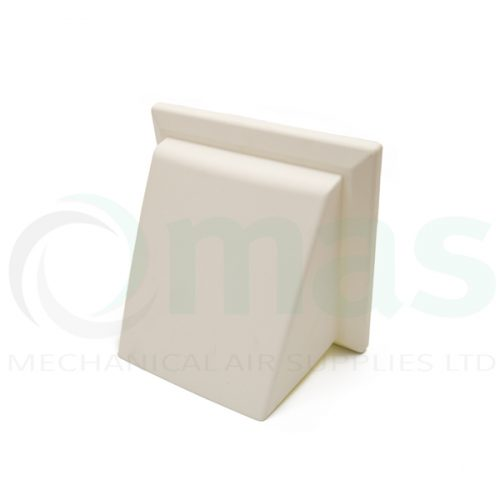 Plastic-Duct-Systems-Plastic-Cowled-Outlet_White
