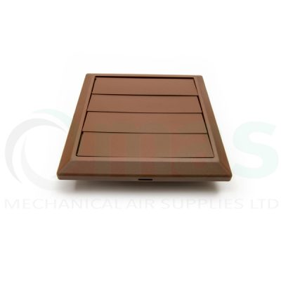 Plastic-Duct-Systems-Plastic-Gravity-Grille-Brown