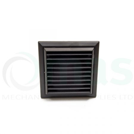 Plastic-Duct-Systems-Plastic-Weather-Louvres-Black