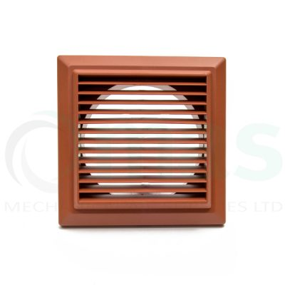 Plastic-Duct-Systems-Plastic-Weather-Louvres-Terracotta