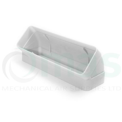 Plastic-Duct-Systems-System-125-Vertical-45-Degree-Bend-0001