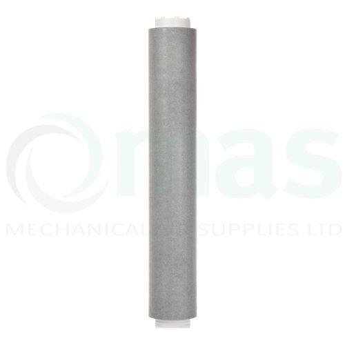 160-125-Diameter-Verplas-Self-Seal-Thermal-Duct-1-metre-straight-length