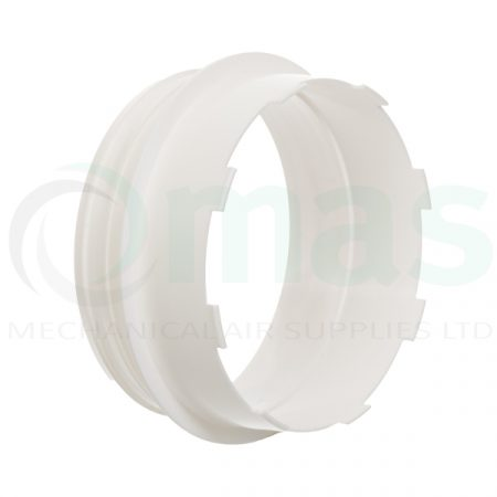 160-125-Diameter-Verplas-Self-Seal-Thermal-Duct-Duct-to-fitting-connector