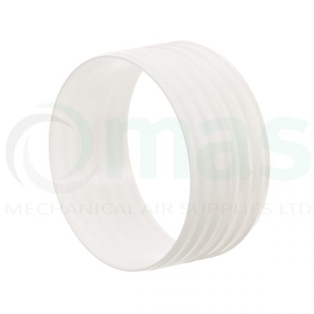 160-125-Diameter-Verplas-Self-Seal-Thermal-Duct-duct-to-duct-connector