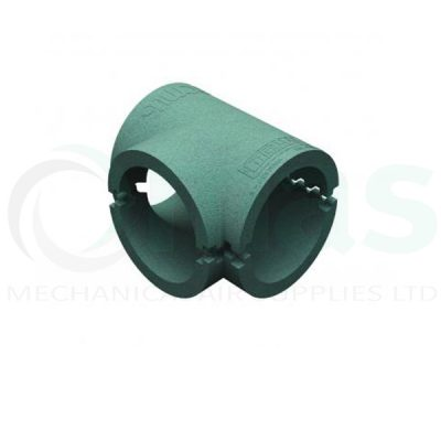EasiPipe 150 Rigid Duct Insulation, Horizontal T Piece