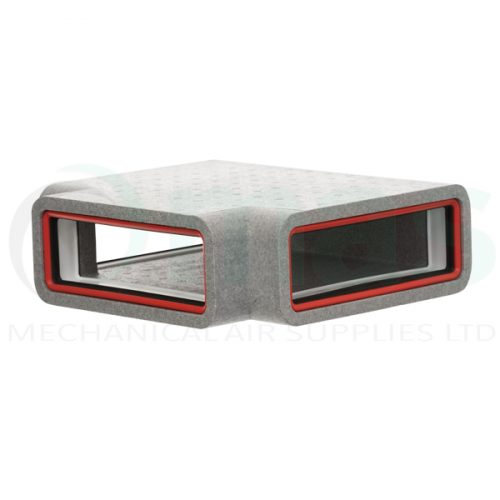 Verplas-Self-Seal-Thermal-Duct-Horizontal-Tee-piece