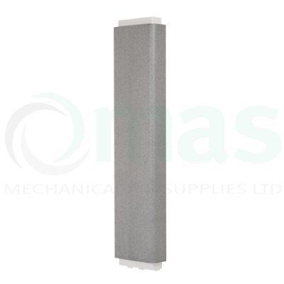 Verplas-self-seal-thermal-duct-1m-straight-piece