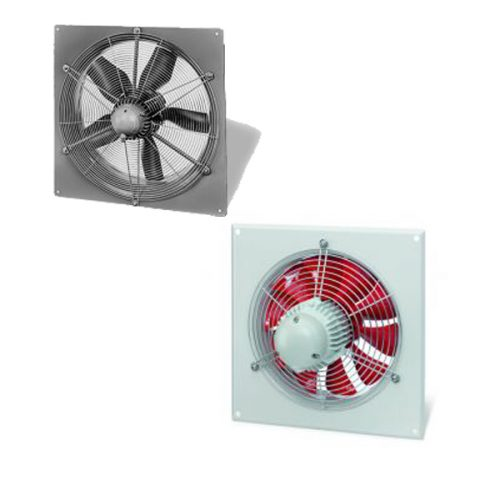 Axial Plate Fans