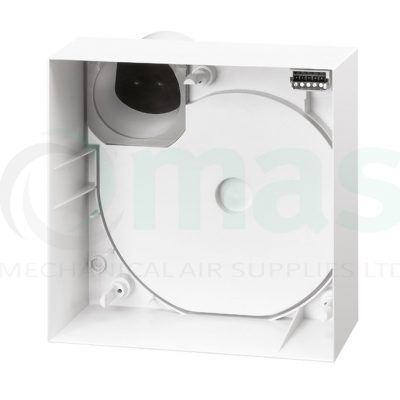 Helios ELS-GAP surface mounted casing for ELS fans