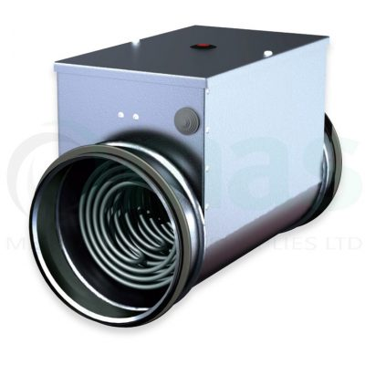 Electric Duct Heater for spiral duct