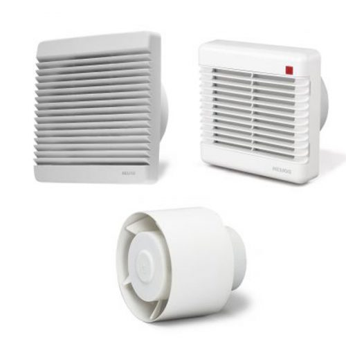 Axial Wall Fans