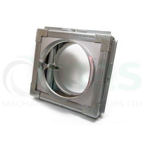 016021-Curtain-Fire-Damper-with-Frame-Circular-Spigot-0001