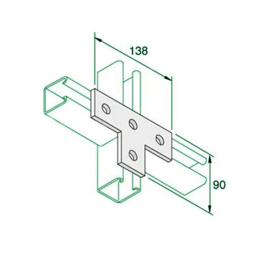 W007-Flat-T-Bracket-P1031