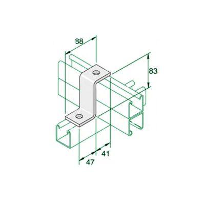 W028-Double-Z-Bracket-8040P1453