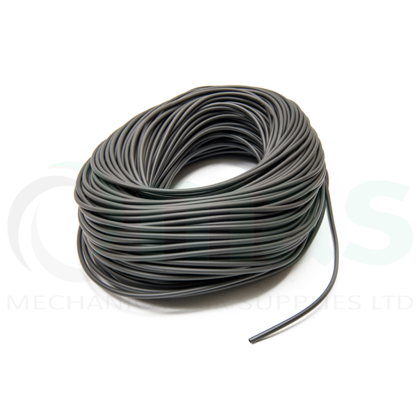 PVC Sleeve for wire rope (3mm diameter) on