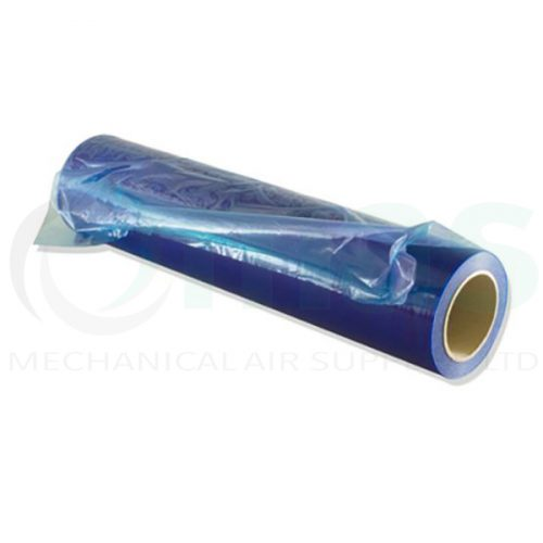 Dust-protective-blue-film for ventilation duct