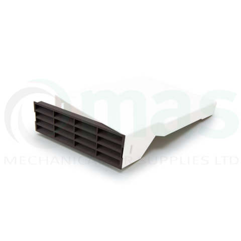 2316-Airbrick-Facia-insert-for-2016-3016-Airbrick-adapter-brown