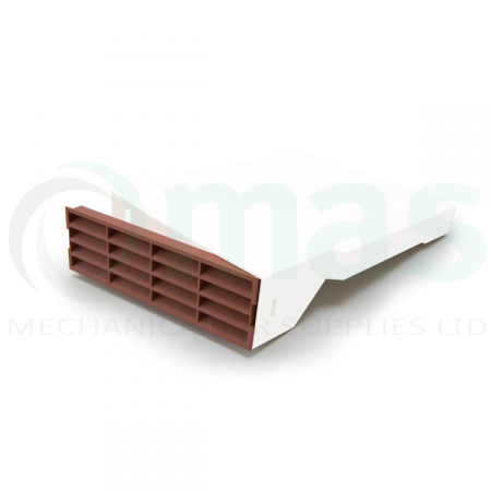 2316-Airbrick-Facia-insert-for-2016-3016-Airbrick-adapter-terracotta
