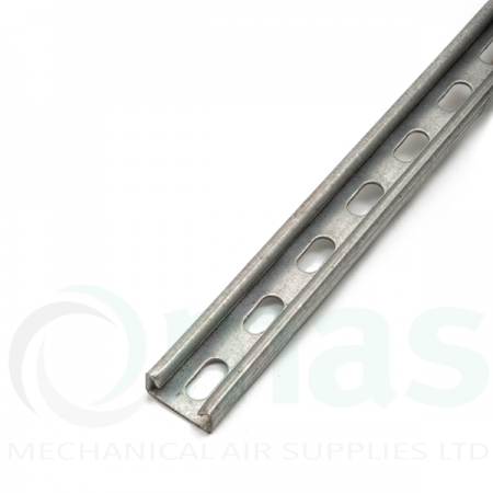 Galvanised Unistrut Slotted Channel 40x20