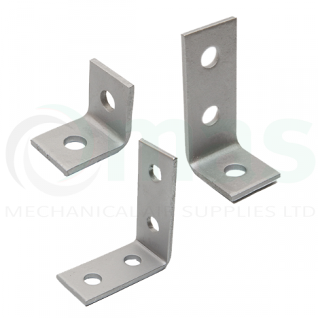 90 degree Heavy duty brackets for Channel Systems