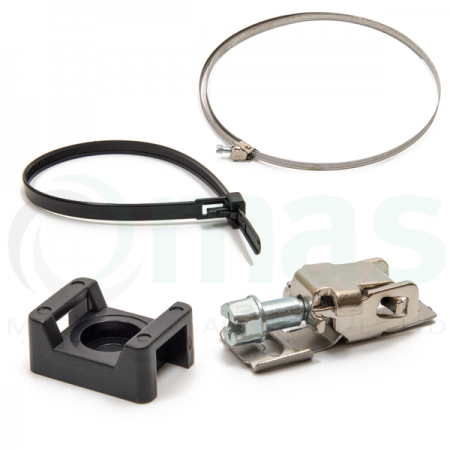 Clips|Clamps|Cable Ties