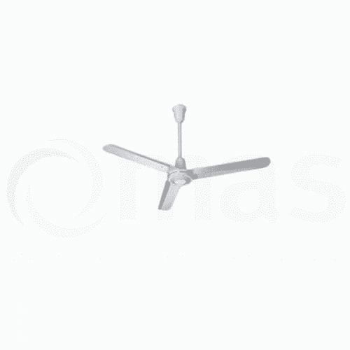 Helios DVW-140 Ceiling Fan 55 inch white metal 3 blade design