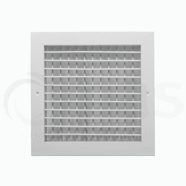 Double Deflection Grille : Double deflection grilles mechanical air supplies ltd