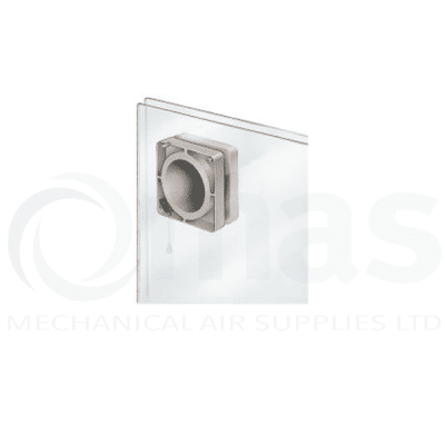 Helios FES-150 150mm Window Mounting Kit (for all HVR 150 models)