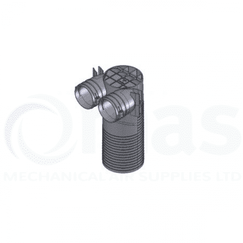 Helios FRS-DWK Wall/Ceiling Outlet