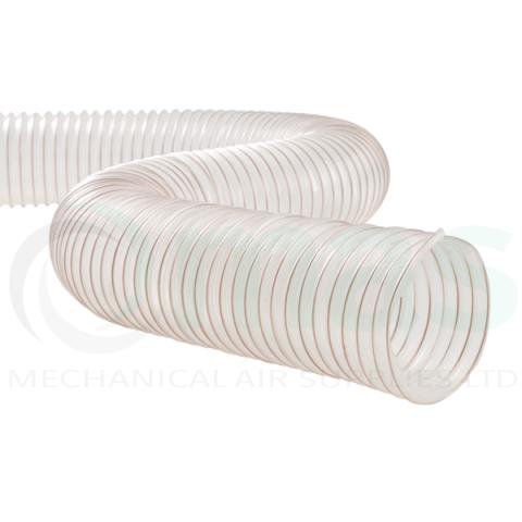 ClearFlex - Polyurethane Flexible Ducting