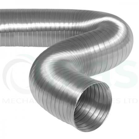 Semi-Rigid Aluminium Flexible Ducting