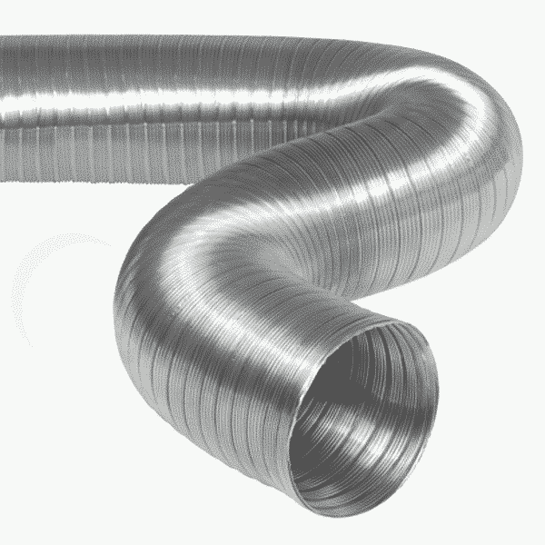 Semi Rigid Aluminium Flexible Ducting 3m Mechanical