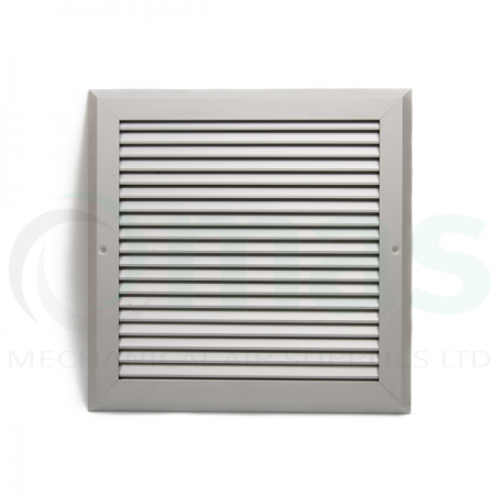 Surface Mount Flush Non Vision Grilles