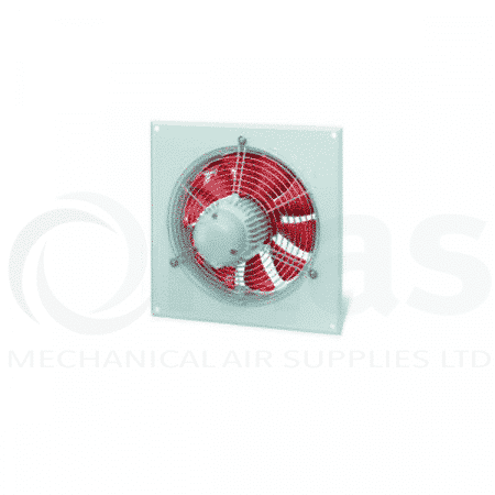 Helios Square Plate Axial Fan