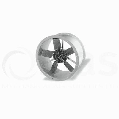 Helios HRFD in line axial fan