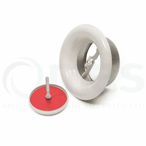 Fire Valve Extract Mechanical Air Supplies Ltd