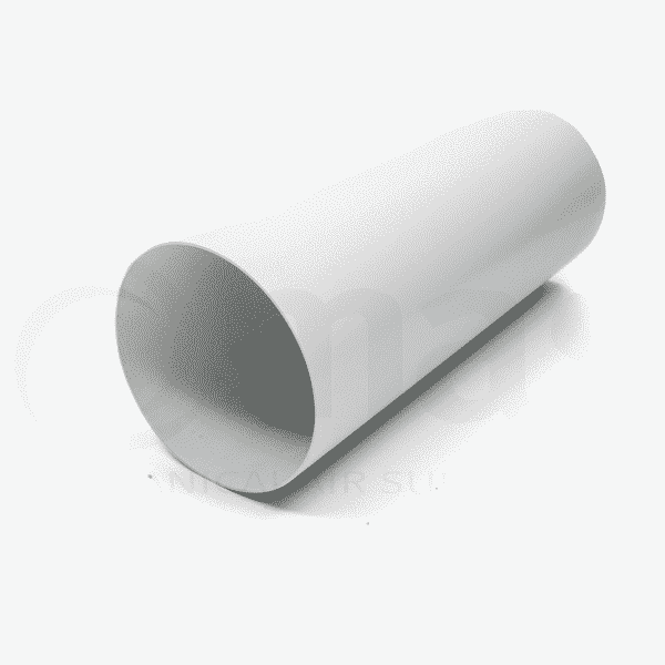 Wall Sleeve 350mm L For Circular Plastic Duct