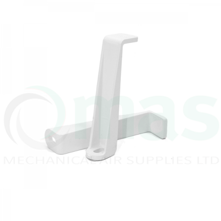 Support Bracket (Half Clip) for Flat Channel Plastic Duct