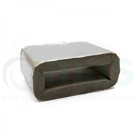 Intumescent Duct Sleeve (Grey)