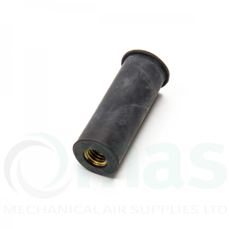 Neoprene Rubber Rawl Nuts