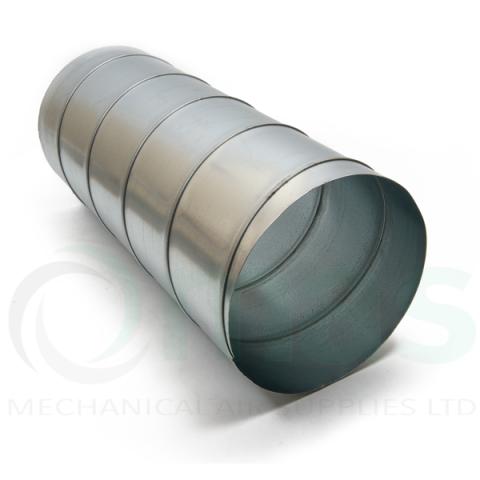 Spiral Ducting (Circular)